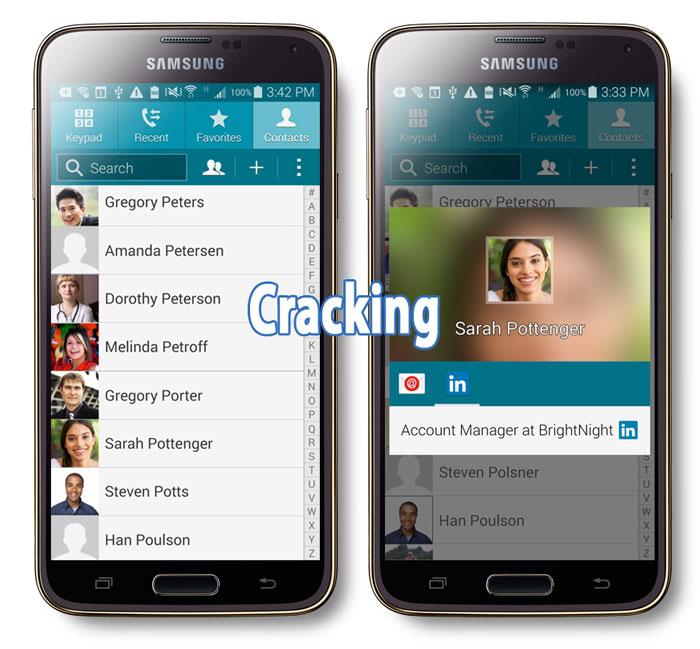 Как исправить телефонные звонки с взломом голоса на Galaxy S5