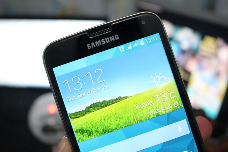 Как исправить слабый сигнал сотовой радиосвязи на Samsung Galaxy S5