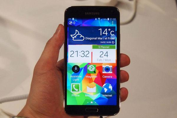 Как исправить проблемы с отображением экрана Galaxy S5