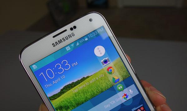10 интересных советов и хитростей для Samsung Galaxy S5