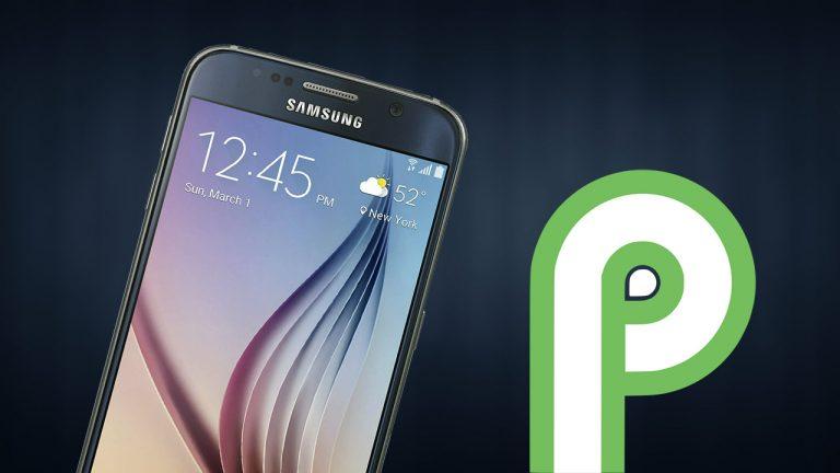 Установите Android 9.0 Pie Custom ROM на Samsung Galaxy S6 [NexusOS ROM]