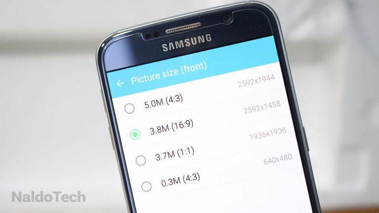 Как исправить проблему с фиолетовым пятном на передней камере Galaxy S6