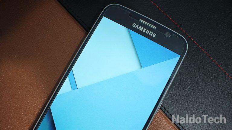 Установить тему материального дизайна на Samsung Galaxy S6