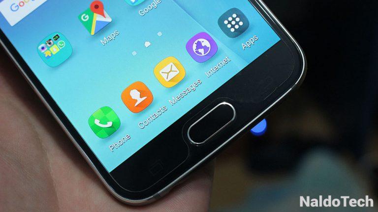 Превратите сканер отпечатков пальцев Samsung Galaxy в емкостную кнопку