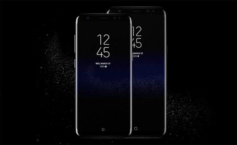 Как установить APK Galaxy S8 Always On Display на Galaxy S7 и S7 Edge