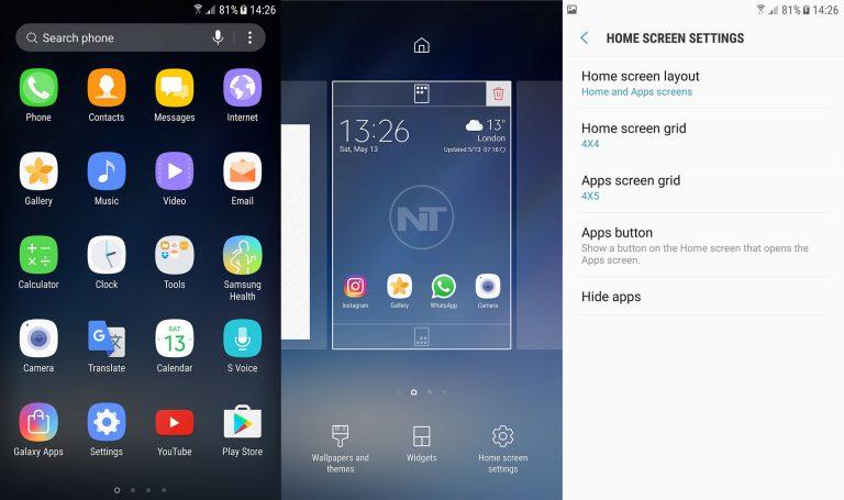 Загрузите официальную программу запуска Samsung Galaxy S8 из Play Store для всех устройств Samsung Galaxy [APK & Play Store Link]
