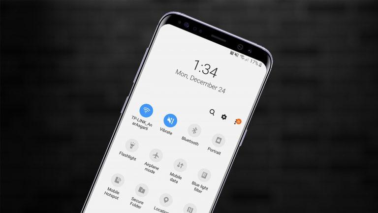 Как установить прошивку 9.0 Pie One UI OTA на Galaxy S8 и S8 + [Exynos & Snapdragon]