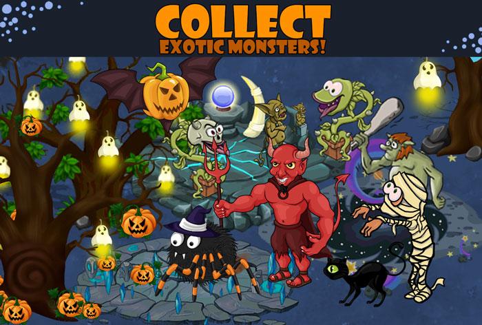 Лучшие приложения и игры на Хэллоуин 2014 года для Android и iOS