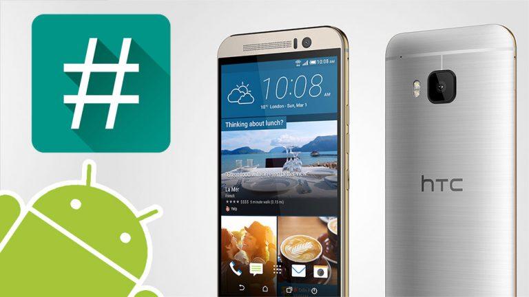 Как рутировать HTC One M9 Marshmallow с помощью SuperSU