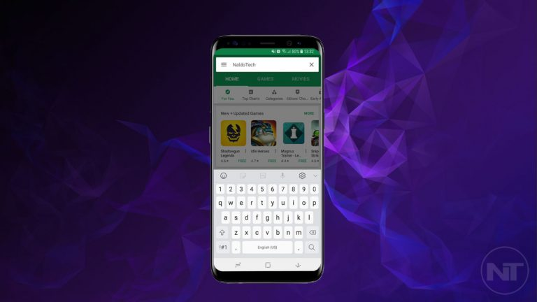 Загрузить Samsung Galaxy S9 Keyboard APK [How To Install]