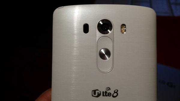 Как исправить проблему сбоя камеры LG G3