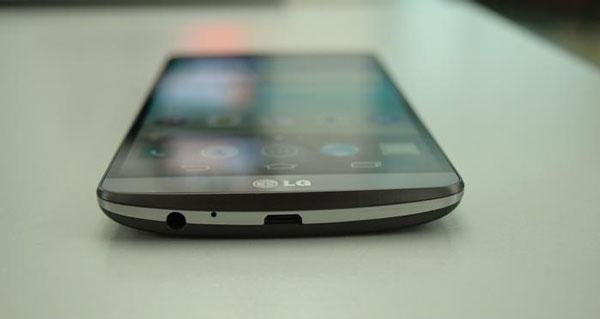 Как исправить проблему медленной зарядки на LG G3