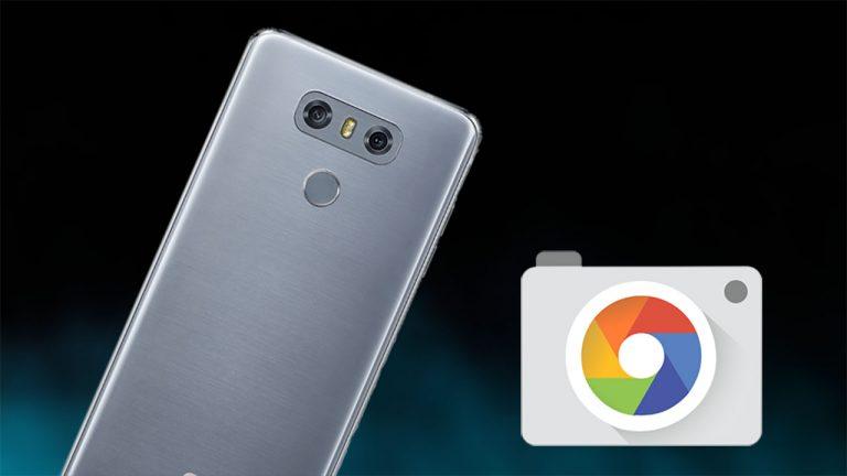 Установите Google Camera с ночным прицелом на LG G6, G5, V30, V20 [APK Port]