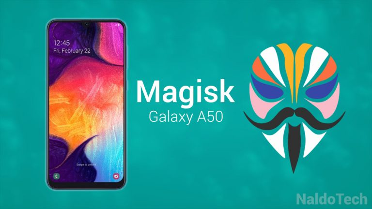 Как рутировать и установить Magisk на Samsung Galaxy A50 (SM-A505F)