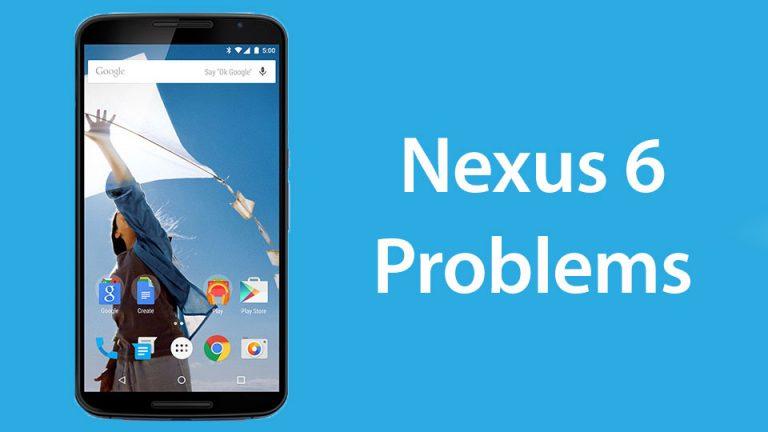 Распространенные проблемы Nexus 6 и способы их решения