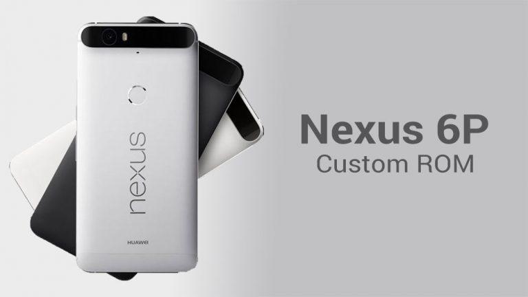 Как установить кастомные прошивки на Nexus 6P с кастомным рекавери