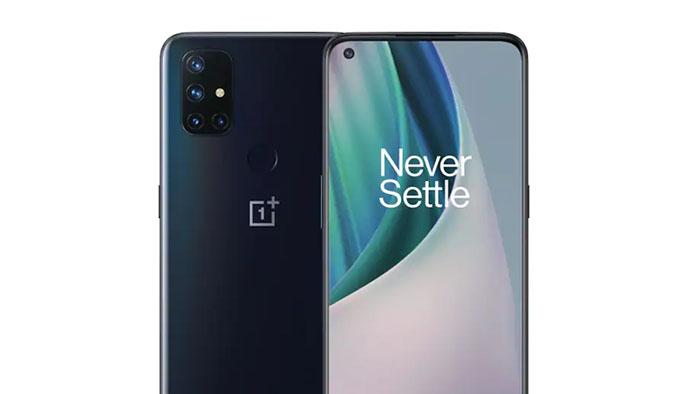 Как сделать снимок экрана на OnePlus Nord N10 5G