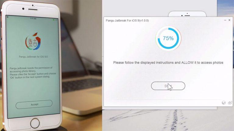 Как сделать джейлбрейк iOS 9 с помощью Pangu в Windows
