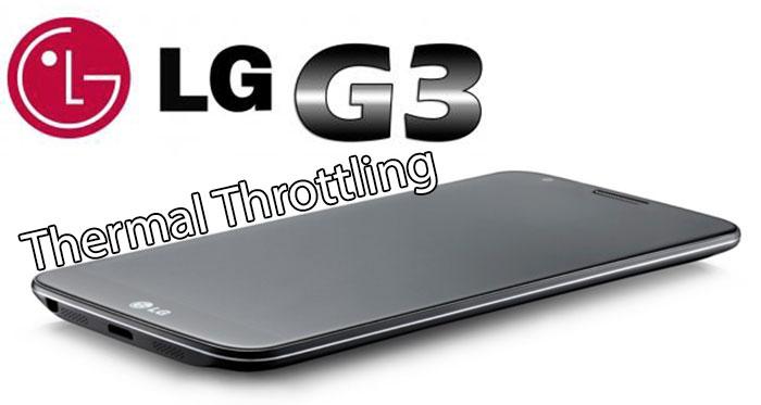 Как отключить тепловое регулирование LG G3, чтобы исправить отставание и улучшить производительность