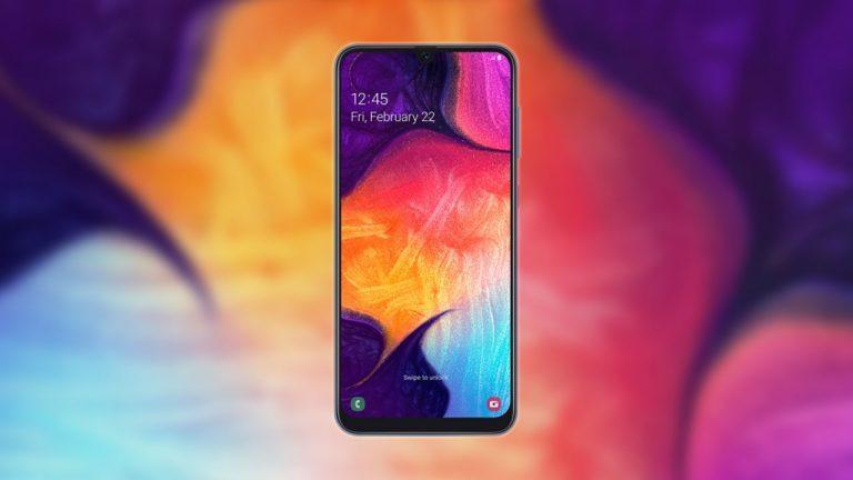 Три способа сделать снимок экрана на Samsung Galaxy A50