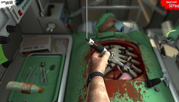 Загрузите и установите Surgeon Simulator на Android (трейлер)