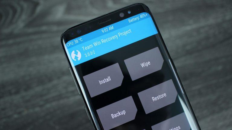 Как установить TWRP Recovery на Samsung Galaxy S8 и S8 Plus (Exynos)
