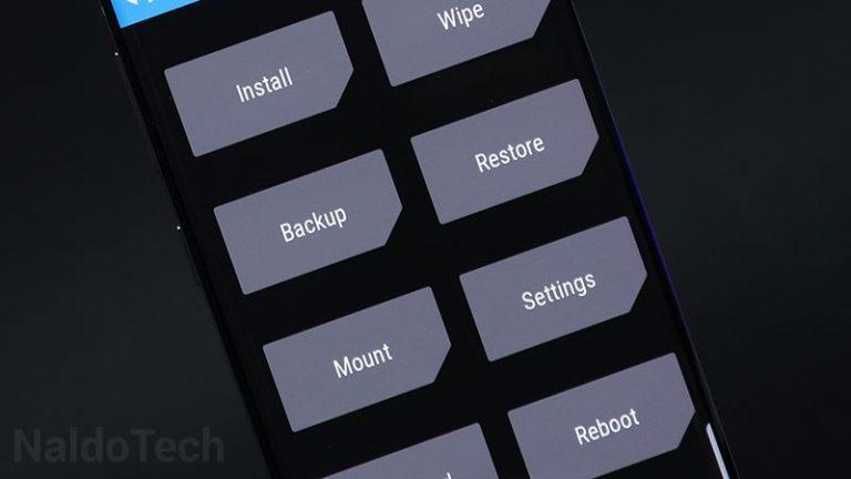 Как установить TWRP Recovery на Samsung Galaxy A50 с предварительно установленным патчем Magisk