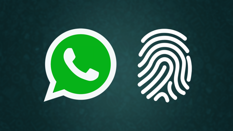 Как включить блокировку отпечатков пальцев в WhatsApp на телефонах Android [APK Download]