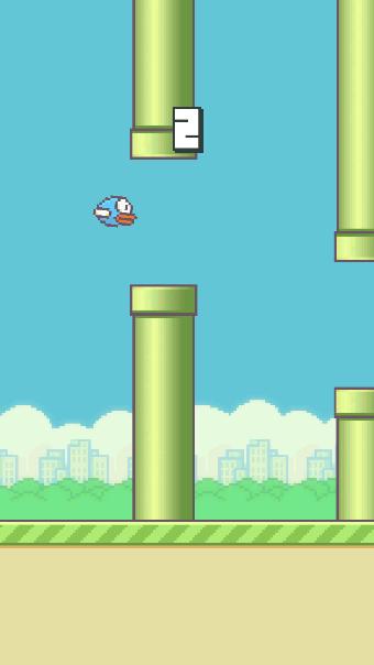 Flappy Bird!  Увлекательная игра, которая сведет вас с ума