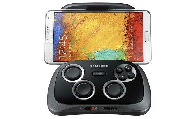Официальный геймпад (контроллер) для Samsung Galaxy Note 3
