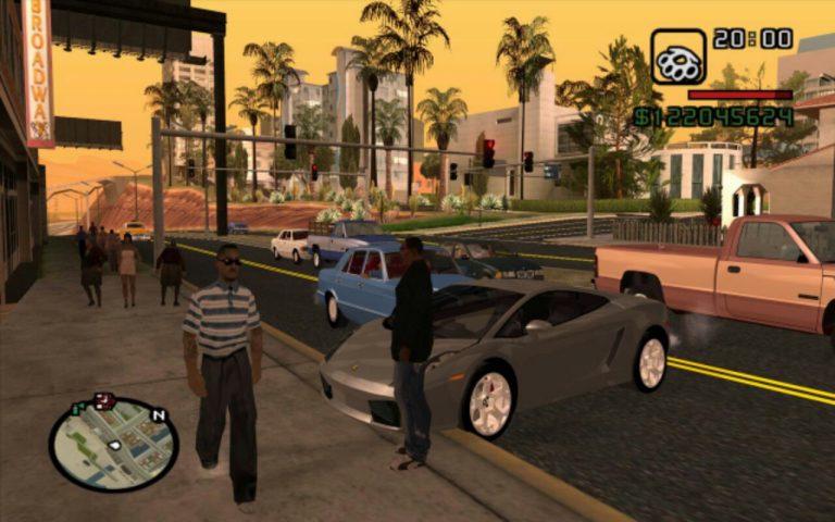 Приготовьтесь играть в GTA: San Andreas на своем смартфоне в этом месяце