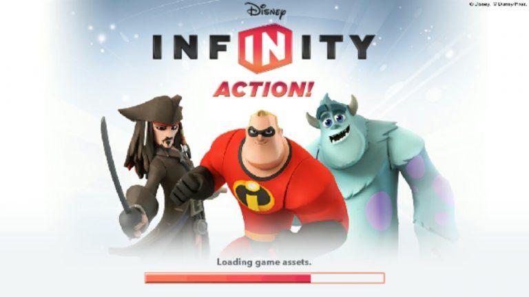 Проявите творческий подход со своими любимыми персонажами Диснея с Infinity Action