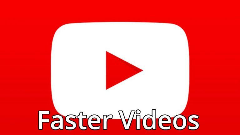 Как сделать YouTube быстрее и быстрее загружать видео без задержек (включить ExoPlayer)
